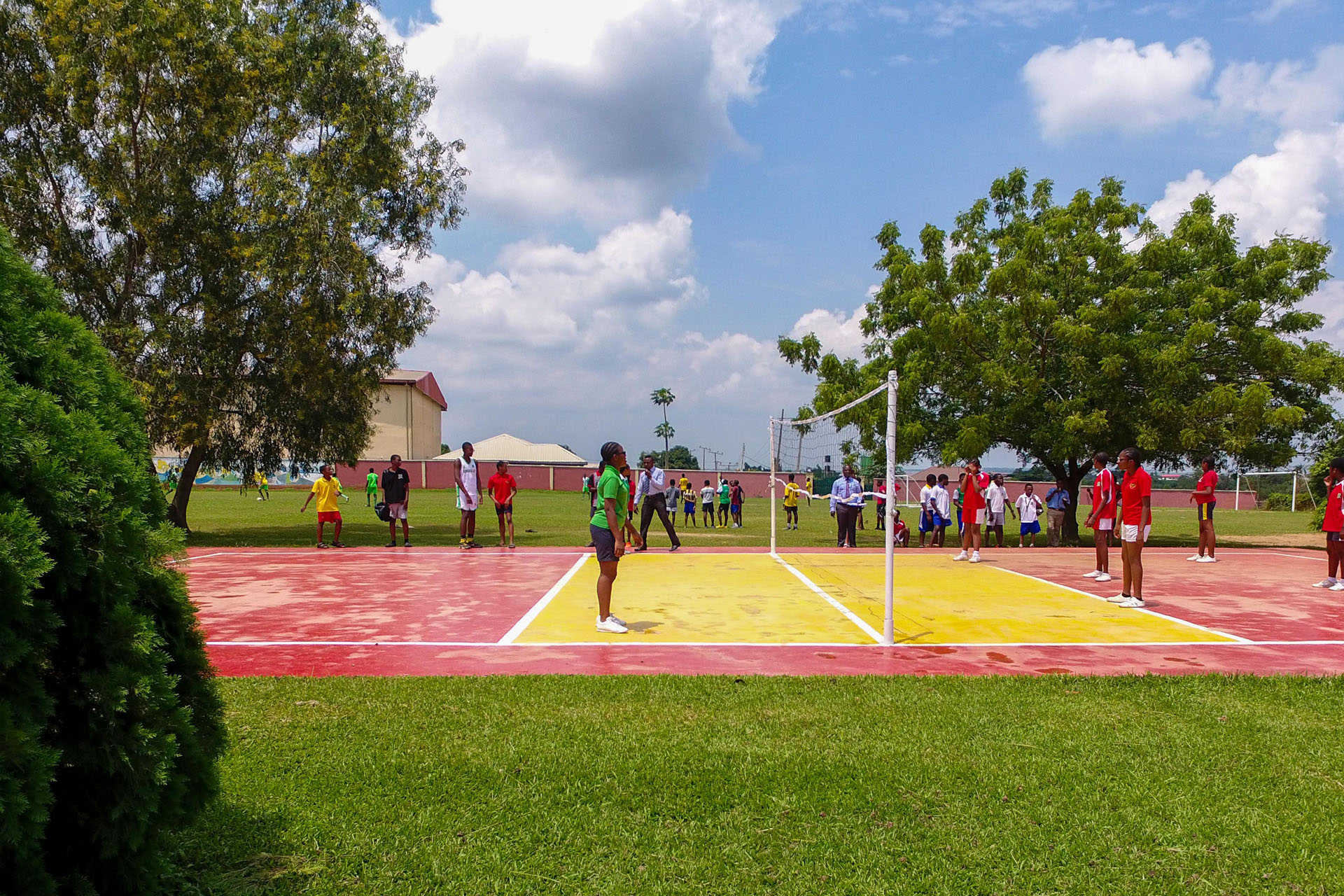 Sport At Emerald High School