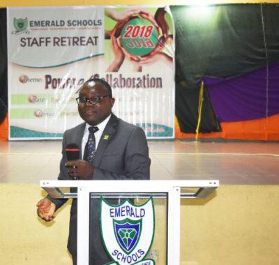 emerald schools administrator